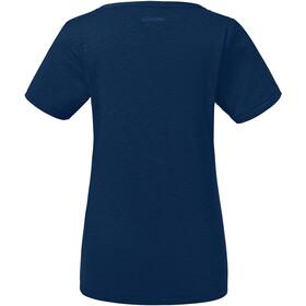 Schöffel Verviers2 Camiseta Mujer, azul